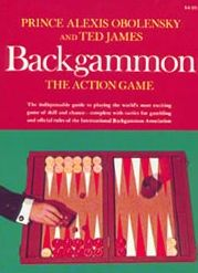Oby's Backgammon Book