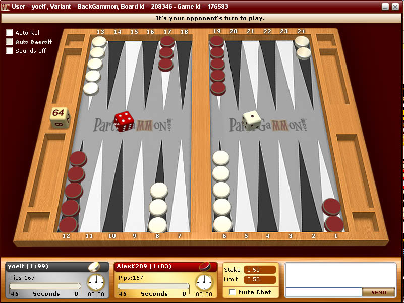 Free Backgammon Sites