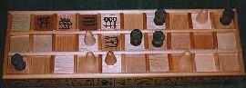 A Senat Game Board